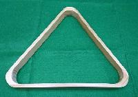 triangulo de pool madera