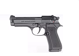 Pistola fogueo  Kral Canas 9mm