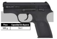 pistola blow TR 914 auto
