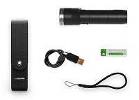 linterna led lenser MT10